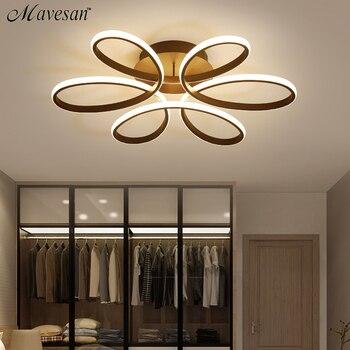 Wohnzimmer decke lampe led dimmbare für schlafzimmer ...