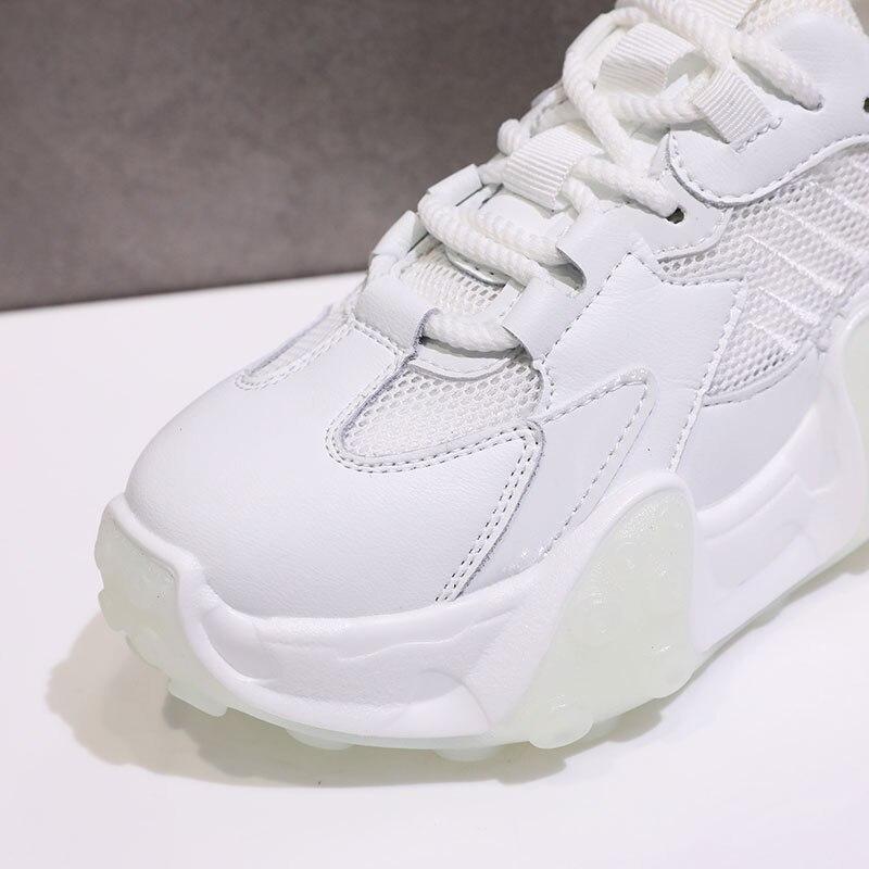 Estação europeia luminosa sapatos femininos 2021 verão