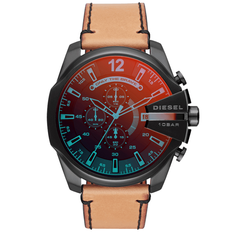 Diesel/Dee CHIEF Officer Series Polarized Chronograph DZ4476-in Quartz Watches from Watches    1