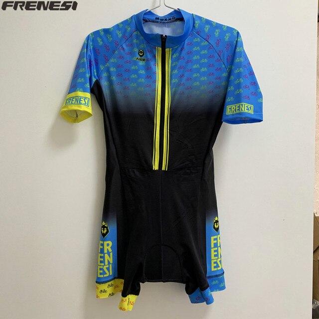 2020 colômbia venda quente fresi downhill bicicleta roupas skinsuit escalada ao ar livre trisuit ciclismo roupas triathlon 2