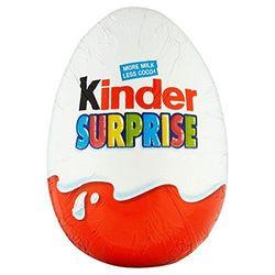 20g Kinder Sorpresa seul œuf (Confezione da 48 x SGL)