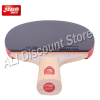 New Dhs Table Tennis Racket Gold Series Malone Gm03 Professional Grade Star Table Tennis Finnished Rackets (TG2+Hurricane2)