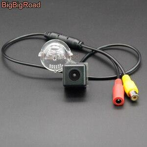BigBigRoad заднего вида паркинг CCD Камера для Suzuki Kizashi 2010-2014 SX4 SX-4 хэтчбек 2007-2015 XL-7 Jimny Swift из непромокаемой ткани
