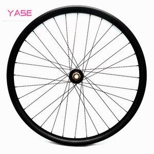 Image 2 - יאסה 29er אופני הרי 35mm hookless 25mm עמוק ללא פנימית אסימטריה רכזת BITEX R211 BOOST 110x15 148x12 דיסק בלם גלגלים