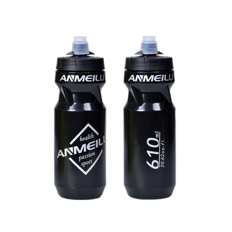 Mountain Bike Kettle Riding Kettle Cycling Equipment Accessories Leak-proof  Sealless Rubber Ring Sport Water Bottle
