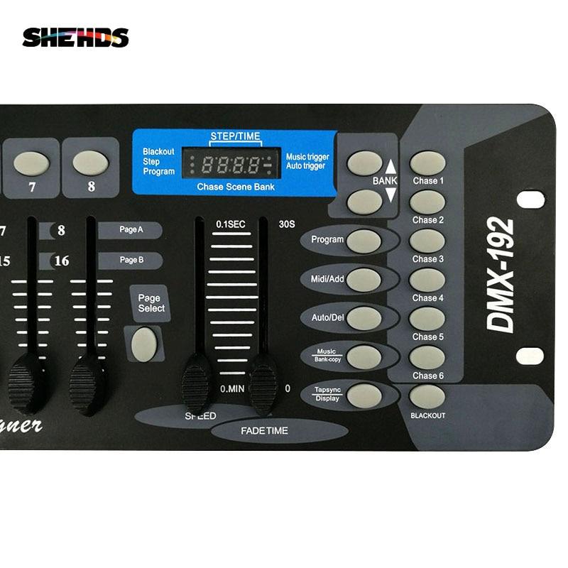 Gratis verzending NIEUWE 192 DMX-controller Podiumverlichting - Commerciële verlichting - Foto 6