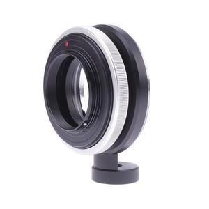 Image 3 - Anillo adaptador de inclinación FOTGA para lente de montaje Canon EOS a cámara Micro Four Thirds M4/3