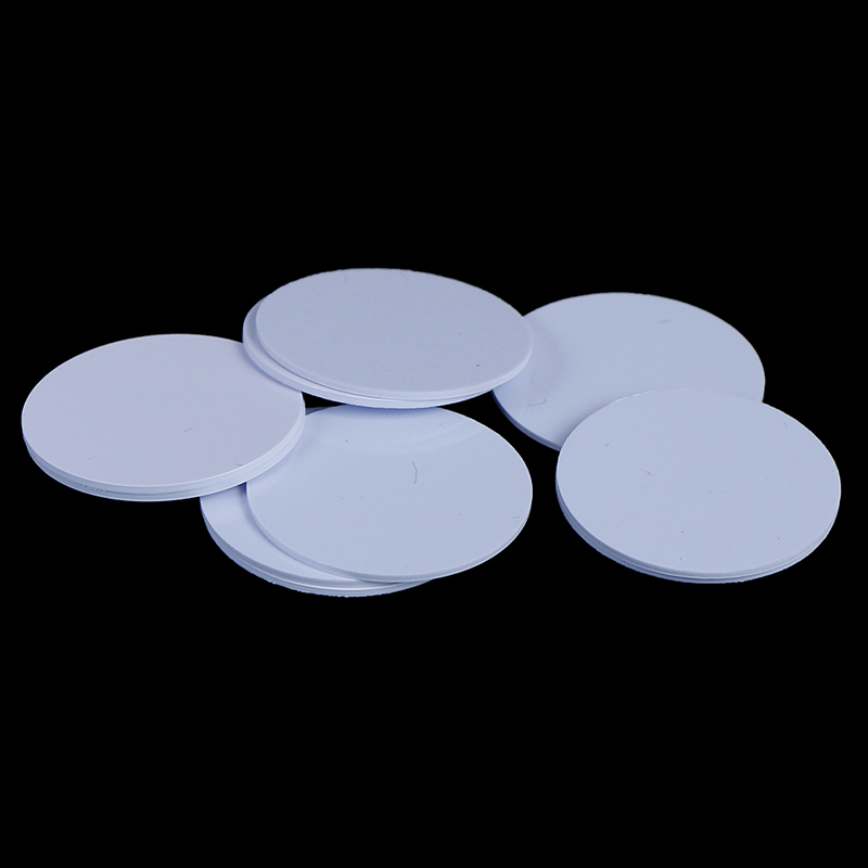 10pcs Ntag215 NFC Tags Sticker Phone Available  Labels RFID Tag 25mm