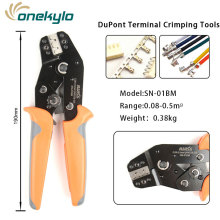 IWS-SN-01BM Crimping Plier IWISS Crimper Tool 0.08-0.5mm²(AWG: 28-20) XH2.54 SM Plug Spring Clamp Terminal Connector crimp plier стоимость
