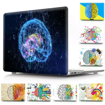 Brain Painting Case for MacBook