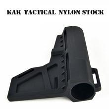 KAK-jouet pistolet tactique en Nylon, Stock, Gel Blaster, mise à niveau, pièce étendue de remplacement