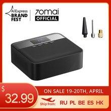 70mai – compresseur à Air électrique portable Lite pour voiture, Mini gonfleur de pneus, données de 12V