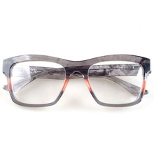 Designer acetate กรอบแว่นตาสำหรับสตรีและผู้ชาย