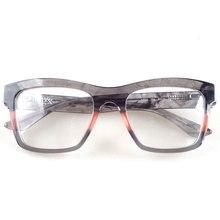 Tasarımcı asetat gözlük çerçeveleri kadınlar ve erkekler için