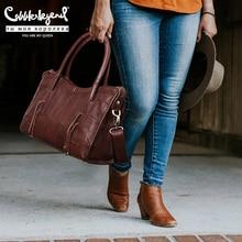 Cobbler Legend Genuine Leather Women Shoulder Bags 2020 New Trend Ladies Crossbody Bag For Womens  Luxury Designer Big Handbag