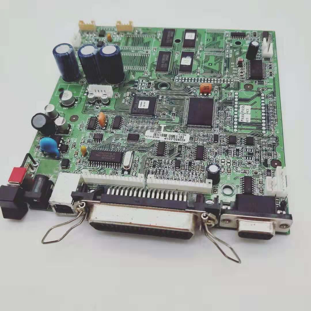 Mainboard Mother Board  For Zebra TLP 2844 Printer Main Board