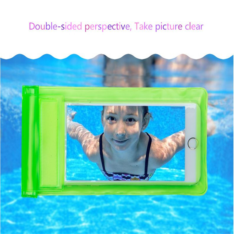 OLAF Universal Waterproof Case For iPhone X XS MAX 8 7 Cover Pouch Bag Cases Coque Water proof Phone Case For Samsung S10 Xiaomi