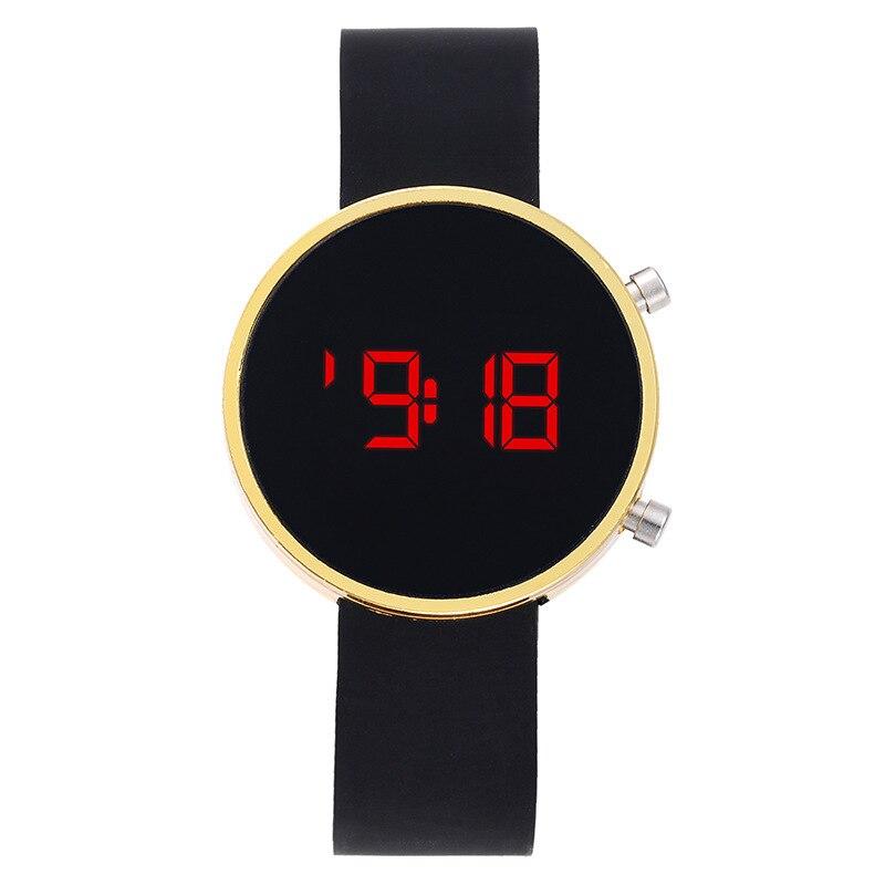 LED браслет часы дети часы дети для девочек мальчиков спорт электронные наручные часы мужские женские часы цифровые ребенок наручные часы