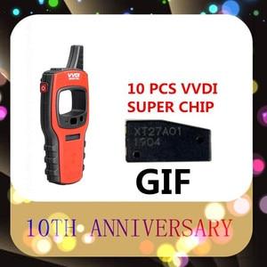 Image 2 - Xhorse VVDI Mini herramienta y supertranspondedor de Chip ID46/40/43/4D/8C/8A/T3/47/41/42/45/ID46