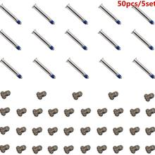 Replacement-Screws Macbook 2009 for Pro 13-15-17-Inches A1278 QNINE 5sets 50pcs