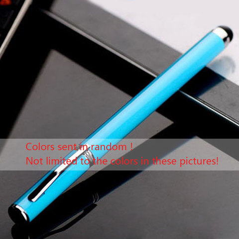 Capacitive touch dual-use ouch Screen Pen Stylus + Ballpoint Pen For mobile phone tablet Lahore