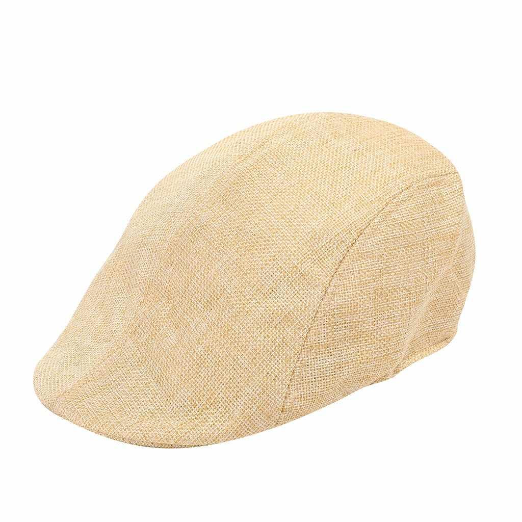 نمط جديد الربيع موضة بلون لينة قبعات الرجعية Casul تنفس الشتاء النساء الرجال قبعة قبعة للإناث هدية أقنعة حادة