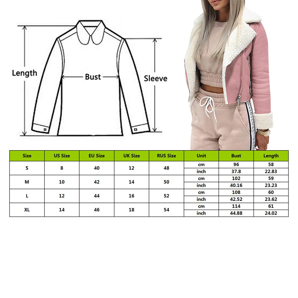 Brand Name: HEFLASHORMaterial: Faux FurCollar: Turn-down CollarCraft\Technics: KnittedSleeve Length(cm): FullClosure Type: zipperSleeve Style: REGULARStyle: Thick Warm FurClothing Length: ShortStyle: CasualType: SlimDecoration: ZippersModel Number: M151341drop shipping: wholesaleSeason: Spring,Autumn,WinterColor: Pink,Black,KhakiDiscount: More Pieces More DiscountSize: S-XLOccasion: Party, Club, Night-Out, Daily wearFeature2: soft, comfortable and super warmFeature3: female slim fit Jacket Coat
