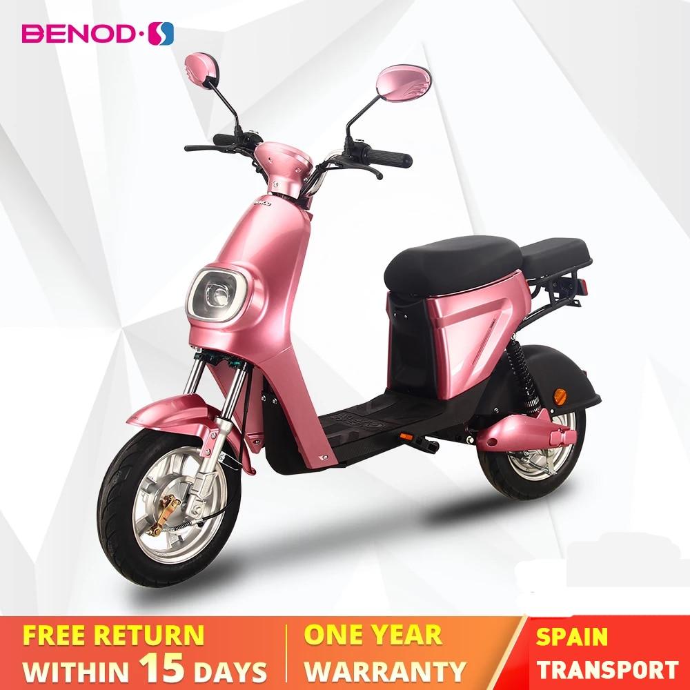 BENOD CE Cert Motocicleta электрическая быстрая Высокая мощность Электрический двигатель энергосберегающий электрический мотоцикл мопед велосипед Е...