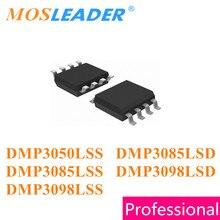 Mosleader 100pcs 1000pcs SOP8 DMP3050LSS DMP3085LSD DMP3085LSS DMP3098LSD DMP3098LSS DMP3050 DMP3085 DMP3098 merci Cinesi