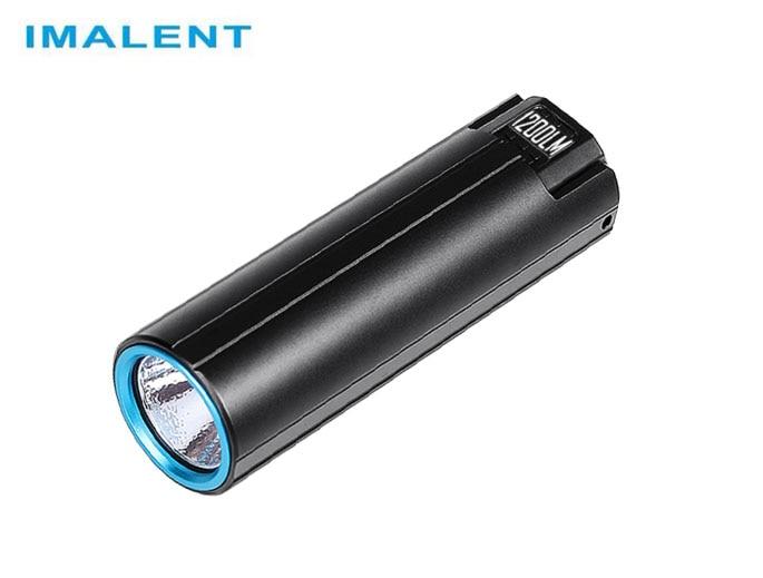 Nitecore New p12r LED linterna 1200 lúmenes neutral blanco