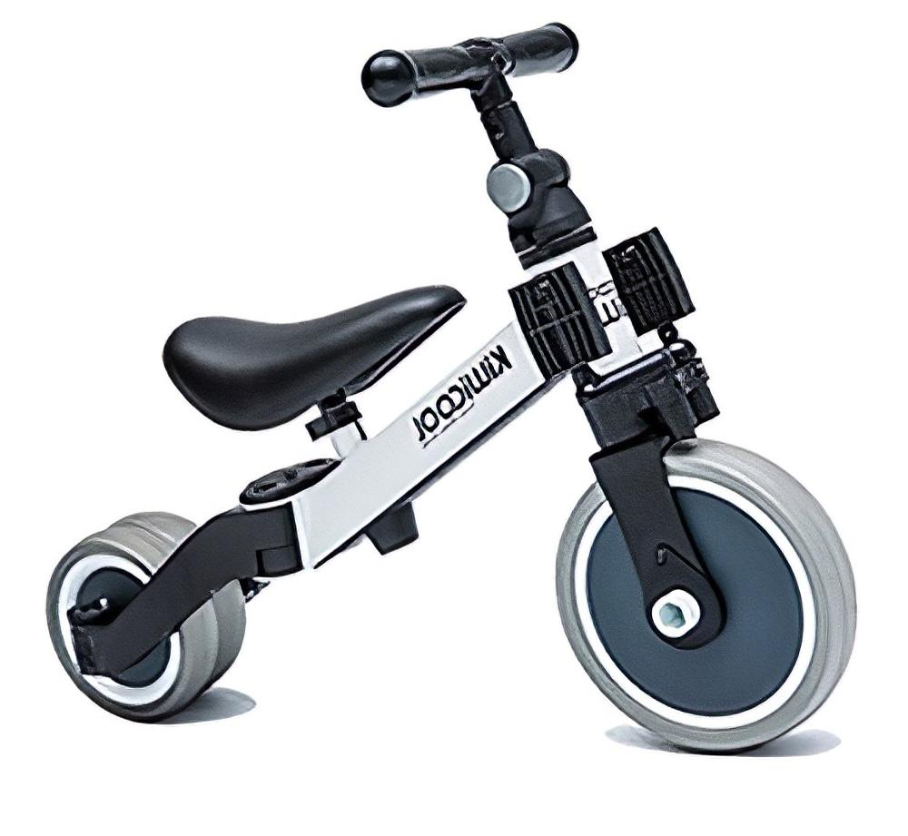3 in 1 Kids Tricycle + Balance bike + Baby walker Child Push Bike Toddler Learn to Ride Bicycle Ride On Toy Boy Girl Xmas Gift 3