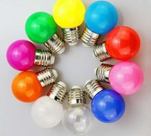 Briday Warna LED Lampu Natal Festival Lentera Dekorasi Lampu LED @ 5(China)