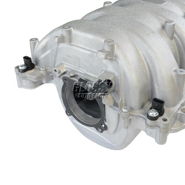 AP02 INTAKE ENGINE MANIFOLD ASSEMBLY 2721402401 for Mercedes-Benz ML C230 C280 CLK GLK E350 R350 SLK M272 M273 V6 Engine 6