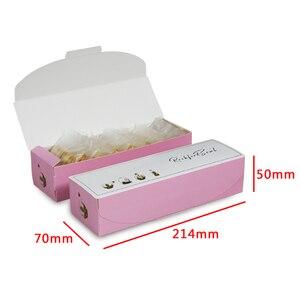 Image 4 - LBSISI Đời 5 Chiếc Kẹo Bánh Quy Bánh Nougat Hộp Giấy Cảm Ơn Bạn Giáng Sinh Vui Tay Hộp Quà Tặng
