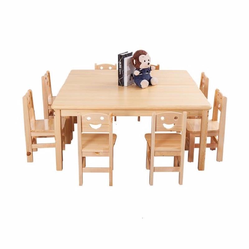 Chair Kindertisch Tavolo Bambini Avec Chaise Y Silla Escritorio Kindergarten Study Kinder Bureau Enfant Mesa Infantil Kids Table