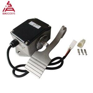 Image 1 - Pedal elétrico do acelerador para o carro do triciclo 0.8 4.2 v