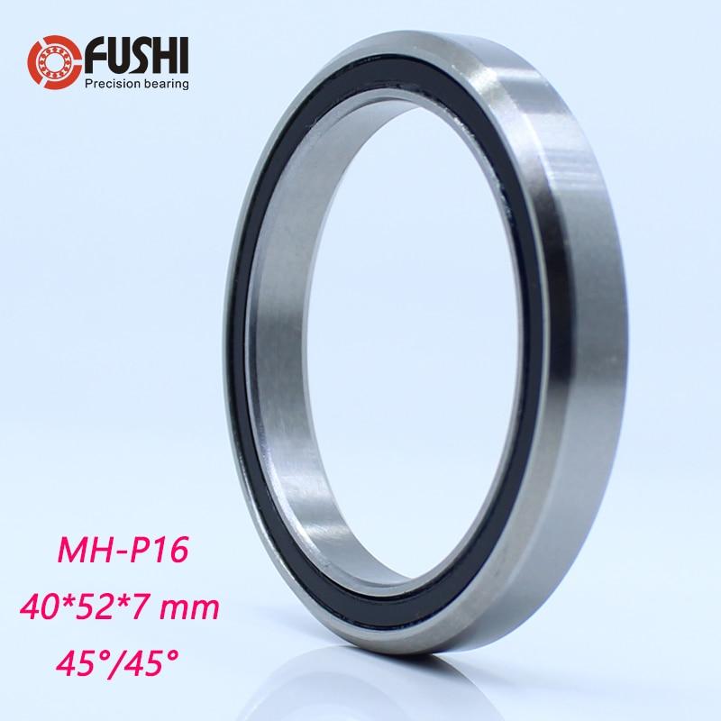 MH-P16 Bearing 40*52*7 Mm 45/45 ( 1 PC ) Balls Bicycle 1-1/2 Inch Headset Repair Parts Ball Bearings