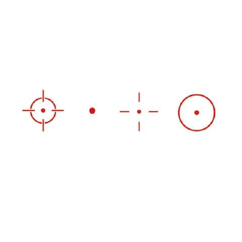catraca otica do vetor 1x23x34 tactical red