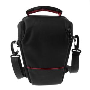 Image 2 - DSLR Camera Bag Case For Canon EOS 4000D M50 M6 200D 1300D 1200D 1500D 77D 800D 80D Nikon D3400 D5300 760D 750D 700D 600D 550D