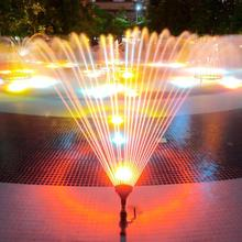 10LED RGB Водонепроницаемый погружной светильник подводный Ночной светильник с пультом дистанционного управления низкое потребление и высокая яркость