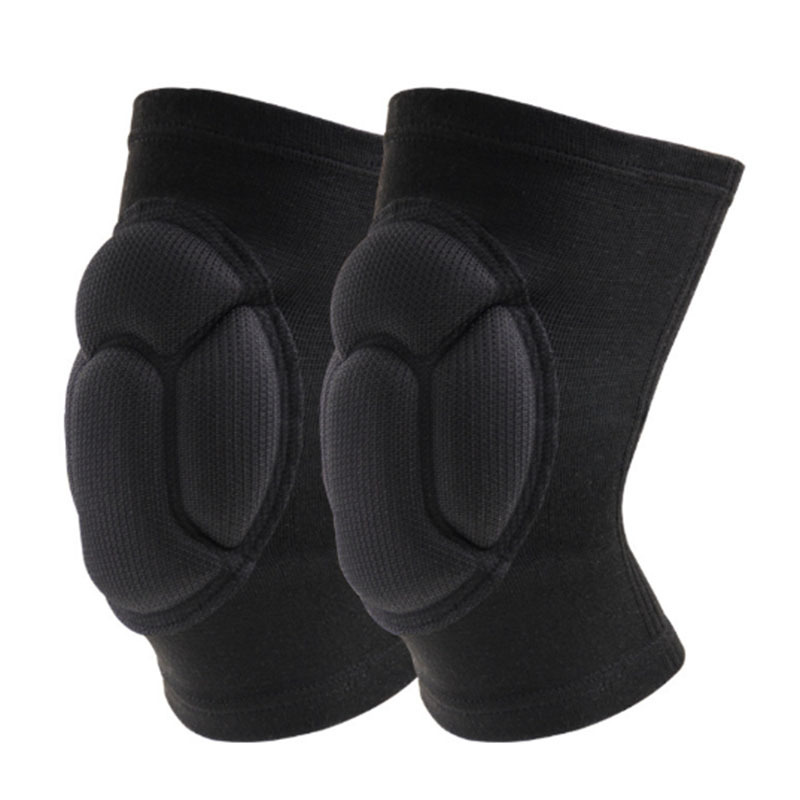 LPRED Fully Adjustable 1 Pair Knee Pads with Protective Gear Useful for Gardening Sports and Bike Riding for Safety 4