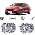 Teeze 4 шт. 5X108 63.4CB 25 мм толщиной Hubcenteric колеса прокладки адаптеры для Jaguar серии