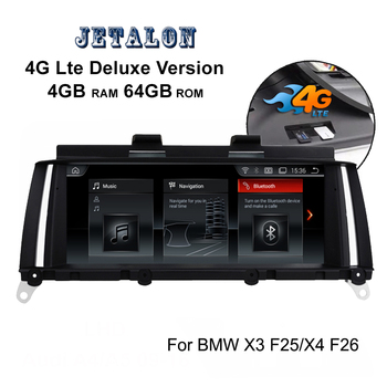 Android 9.0 Car Stereo Multimedia Player GPS Navigation 8.8 Inches Screen For BMW X3 F25 X4 F26 Autoradio Tape Recorder Radio