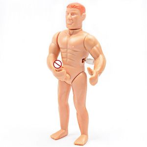Funny Masturbating Man Toy Wind Up Toy Prank Joke Gag For Over 14 Years Old