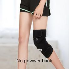 Winter Warm Massage Knee Brace Support Electric Moxibustion Hot Compress Physiotherapy Knee Pads Pain Relief Knee Protector