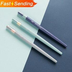 JIANWU 1pc 0.5mm Simple color fine penholder fresh For Kids Girls Gifts School Writing fountain pen office Supplies kawaii