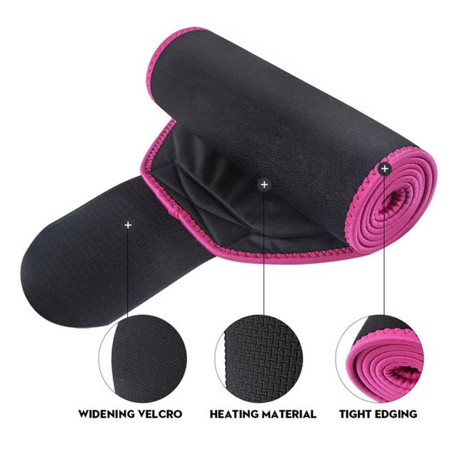 Practical Body Shaper Men Waist Trainer Support Sweating Corset Belts Slimming Gym Health Fitness Corset Belt Hime Equipment 1 4