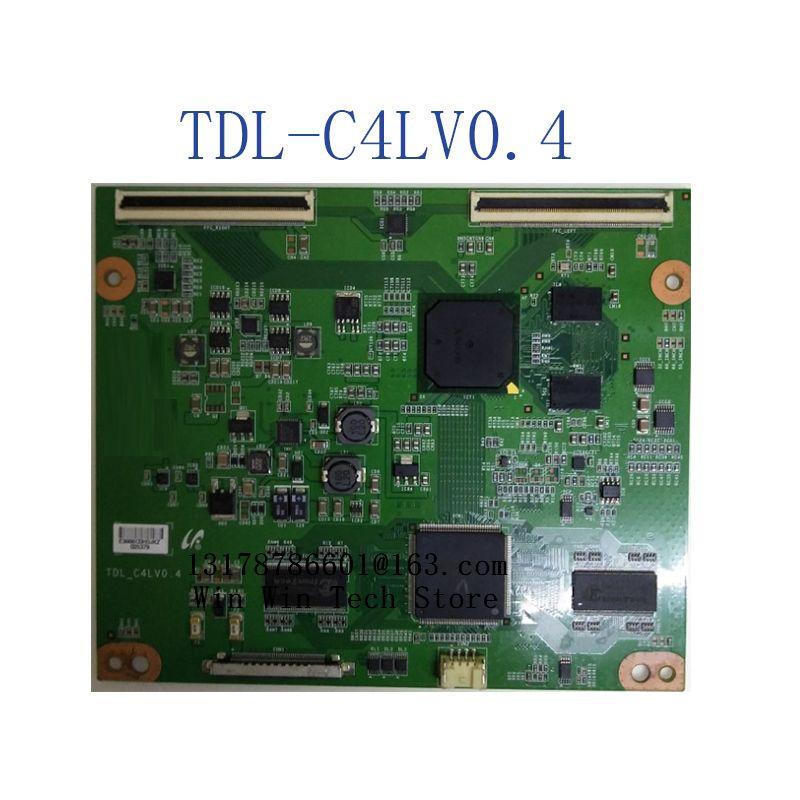 TDL_C4LV0.4 livraison gratuite 100% Original bon test TDL_C4LV0.4 KDL-40EX710 Logice borad TDL-C4LV0.4 LTY40HJ02 écran