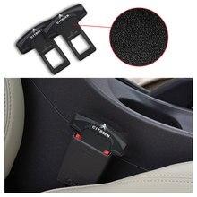 Seat-Clip Seat-Belt-Buckle Car-Badge Cactus C5 C6 C3 Picasso Citroens Ds5-Goods Cross