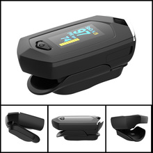 Yongrow Medical sport Finger Pulse Oximeter sport Portable oximeter Real time data Blood Oxygen Saturation Rechargeable SPO2